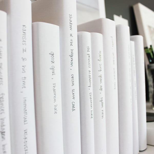 publishing custom books