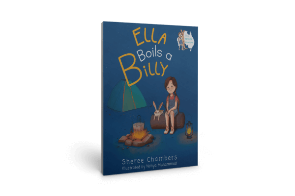Ella Boils a Billy by Sheree Chambers Cover