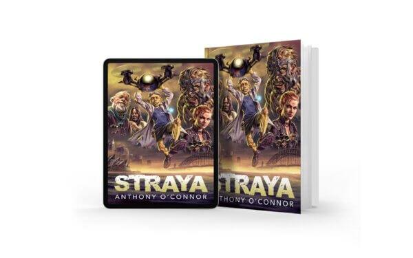 Straya by Anthony O'Connor
